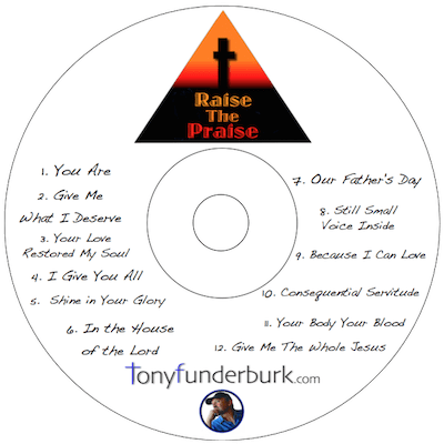 Raise the Praise CD