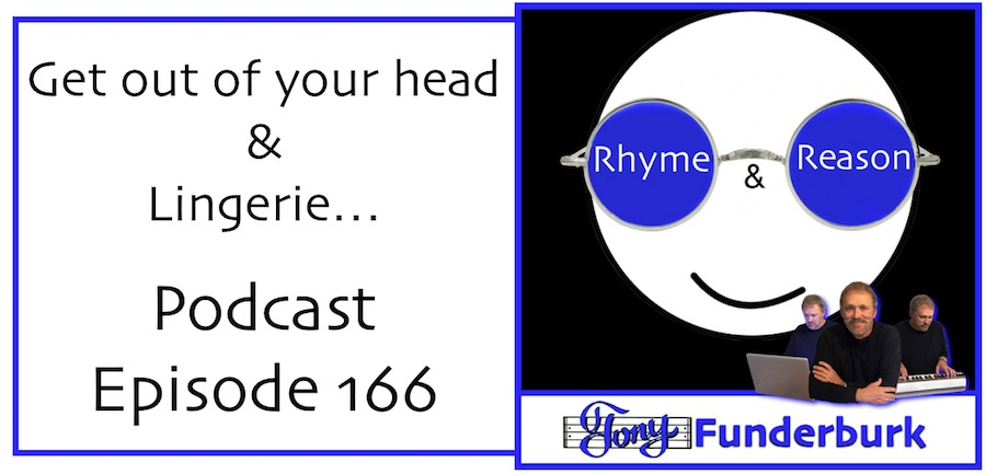 Rhyme and Reason Podcast with Tony Funderburk - episode 166