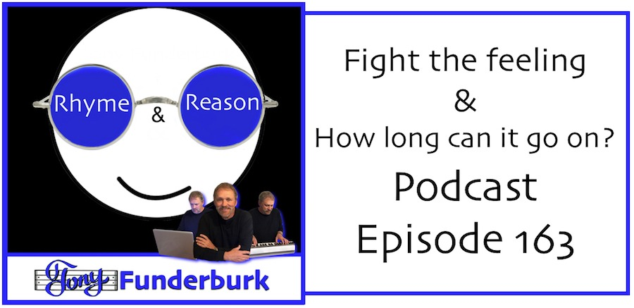 Rhyme and Reason Podcast 163 with Tony Funderburk