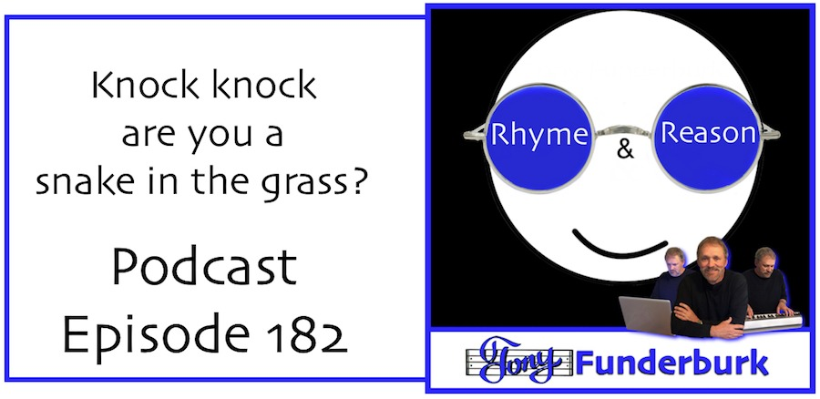 Rhyme and Reason Podcast - Episode 182