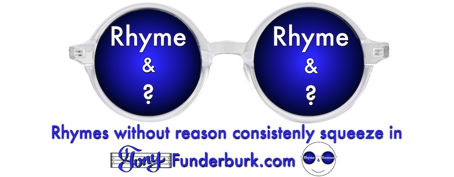 Rhymes without reason consistently squeeze in