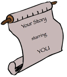 In Tony Funderburk's writing for kids he talks about how your story matters.