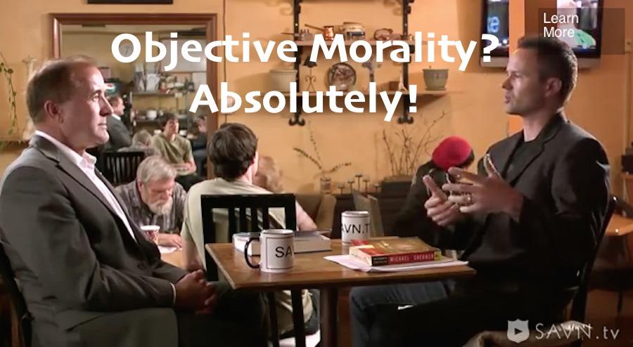 Objective Morality debate