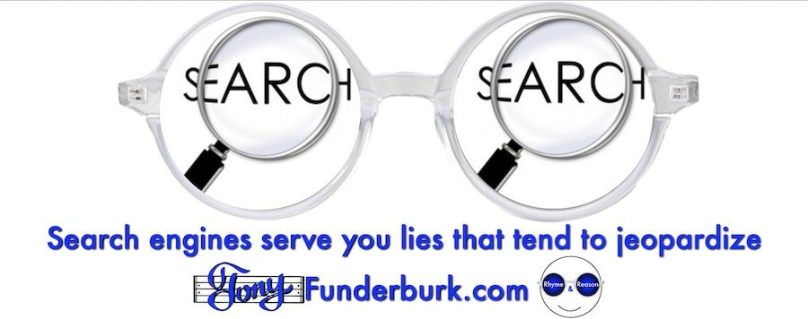 Search engines serve you lies that tend to jeopardize