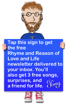Get The Rhyme and Reason of Love and Life Newsletter and never miss a post or freebie.