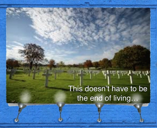 The End of Living