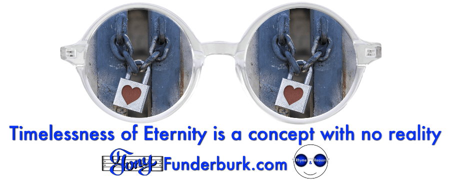 Timelessness of Eternity Is a concept, not reality