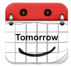 Don't worry about tomorrow because Tomorrow Will Worry About Its Own