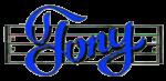 Tony Funderburk signature logo