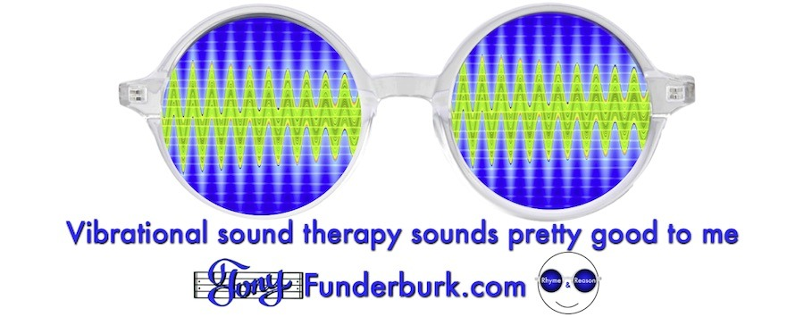 Vibrational sound therapy sounds pretty good to me