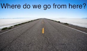 Moving on down the road toward or away from freedom...