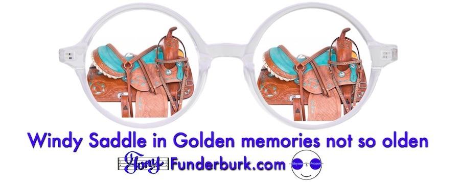 Windy Saddle in Golden memories not so olden